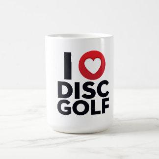 Jag älskar diskettGolfmuggen Kaffemugg