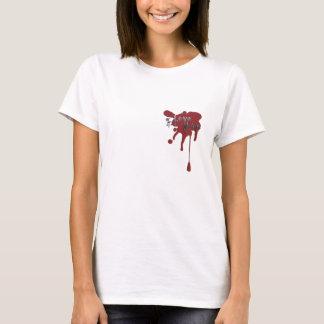 Jag älskar droppandear - T-tröja T-shirt