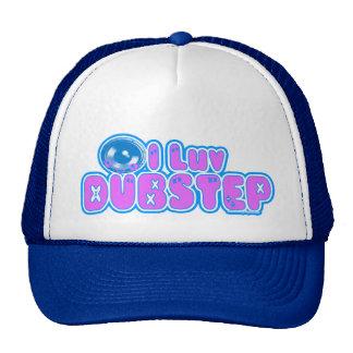 Jag älskar DUBSTEP-hatten Keps