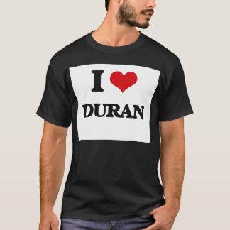 Jag älskar Duran T Shirts