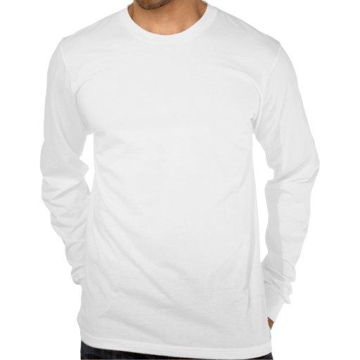 Jag älskar egennamn: regnbågehjärta tee shirt