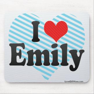 Jag älskar Emily Musmatta