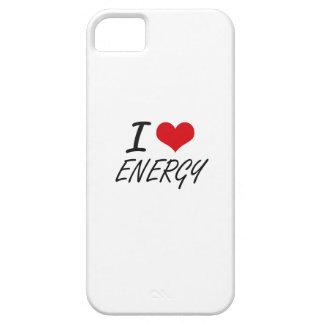 Jag älskar ENERGI Barely There iPhone 5 Fodral
