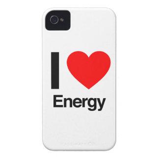 jag älskar energi Case-Mate iPhone 4 skydd