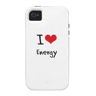 Jag älskar energi