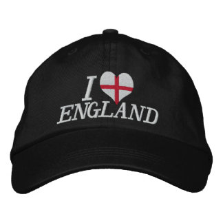 Jag älskar England