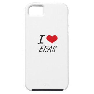 Jag älskar ERAS iPhone 5 Case-Mate Fodral