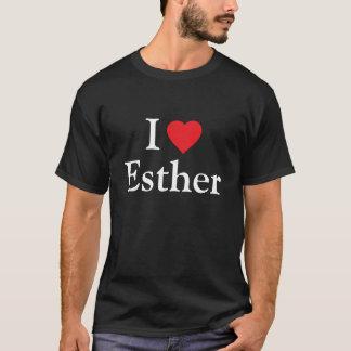 Jag älskar Esther Tshirts