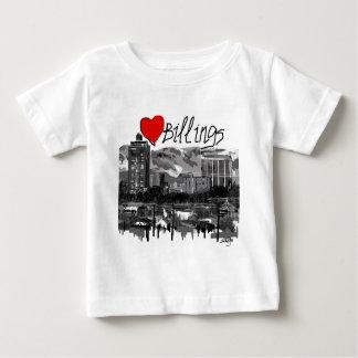 Jag älskar faktureringar t shirt