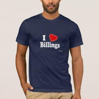 Jag älskar faktureringar tee shirts