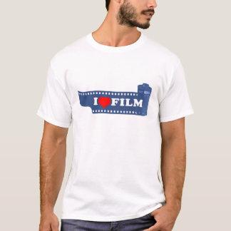 JAG ÄLSKAR FILMAR - 35mm filmar design T Shirts