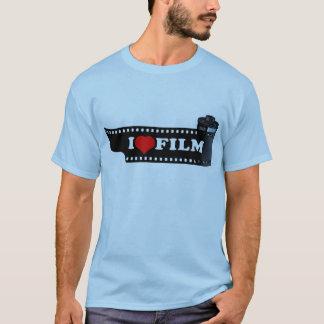 JAG ÄLSKAR FILMAR - 35mm filmar design Tee Shirt