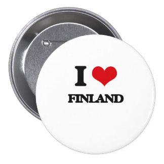 Jag älskar Finland Knapp