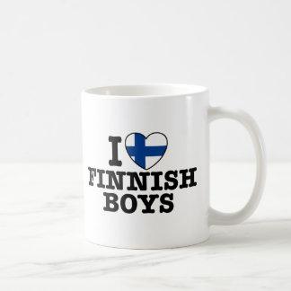 Jag älskar finlandssvenska pojkar kaffe kopp
