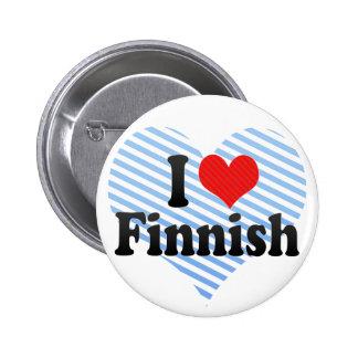 Jag älskar finska nål