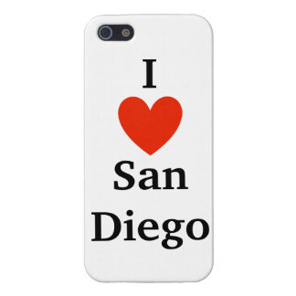 Jag älskar fodral för San Diego iPhone 5 iPhone 5 Skydd