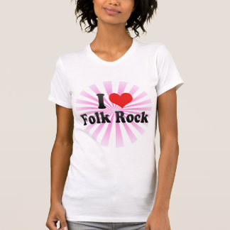 Jag älskar Folksten T-shirts