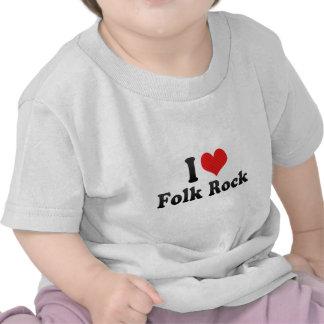 Jag älskar Folksten T-shirt