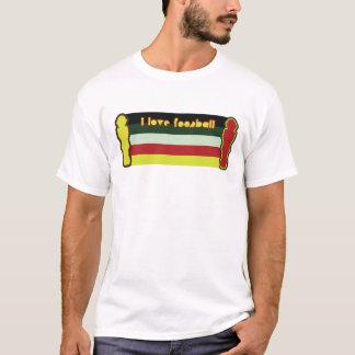 Jag älskar foosball t shirt
