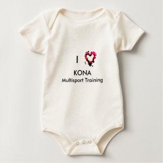 Jag älskar för utbildningsbebiset för KONA Body För Baby