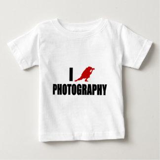 Jag älskar fotografi (den moderna versionen) t-shirt