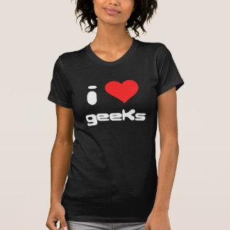 jag älskar geeks tee shirts
