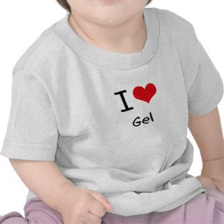 Jag älskar gelen t shirt