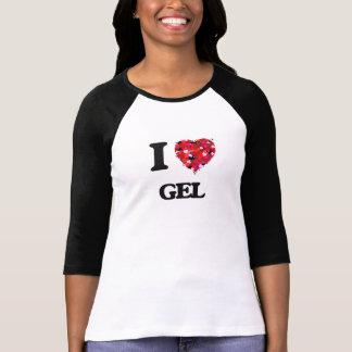 Jag älskar gelen tee shirts