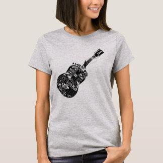 Jag älskar gitarren tee