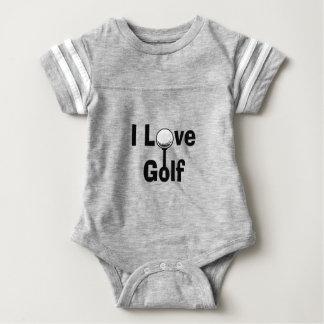 Jag älskar Golf T-shirt