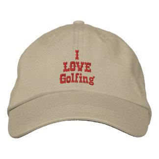 JAG ÄLSKAR golfspel Kepa