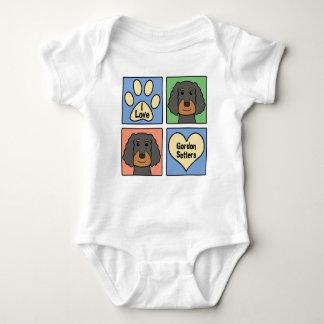 Jag älskar Gordon Setters Tshirts