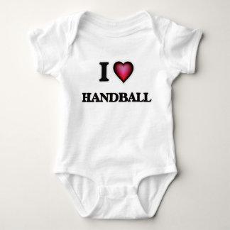 Jag älskar handboll tshirts