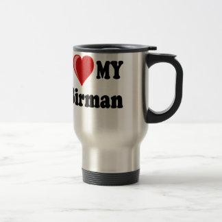 Jag älskar (hjärta) min Birman katt Resemugg