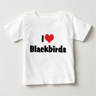 Jag älskar hjärtaBlackbirds Tee Shirt