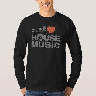 Jag älskar husmusik tee