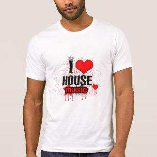 Jag älskar husmusik tröja