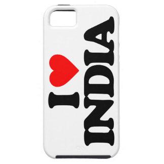 JAG ÄLSKAR INDIEN iPhone 5 FODRAL