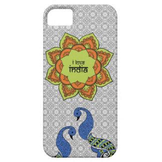 Jag älskar Indien iPhone 5 Case-Mate Fodraler
