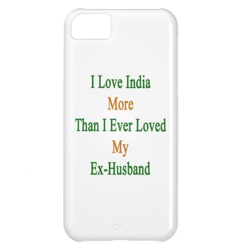 Jag älskar Indien mer, än jag älskade någonsin min iPhone 5C Skydd