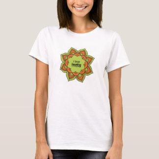 Jag älskar Indien Tee Shirt