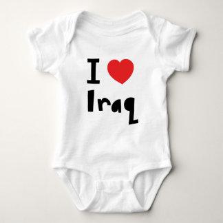 Jag älskar Irak T-shirt