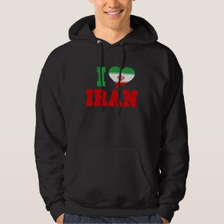 Jag älskar Iran Munkjacka