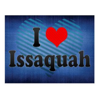 Jag älskar Issaquah, United States Vykort