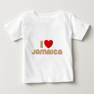 Jag älskar Jamaica Tee Shirts