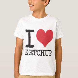 Jag älskar JAVA - KETCHUP - KATTUNGEprodukter & Tee Shirt