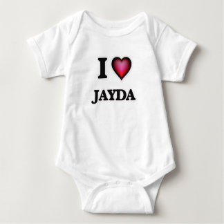 Jag älskar Jayda Tröjor