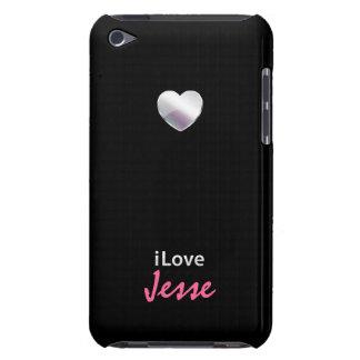 Jag älskar Jesse iPod Touch Fodral