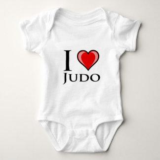 Jag älskar Judo Tee Shirt