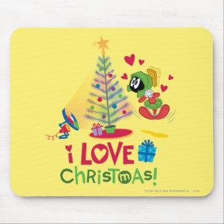 Jag älskar jul - MARVIN MARTIAN™EN Musmatta